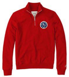 League Chelsea Quarter Zip Pullover