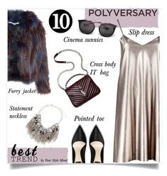 """Happy Polyversary"" by yourstylemood ❤ liked on Polyvore featuring Glamorous, Boohoo, Eloquii, Prada, polyversary, polyvoreeditorial, polyvorecontest and entercontest"