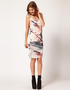 Enlarge Gestuz Printed Detox Dress