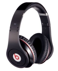 And everywhere you looked a girl was wearing Beats headphones.