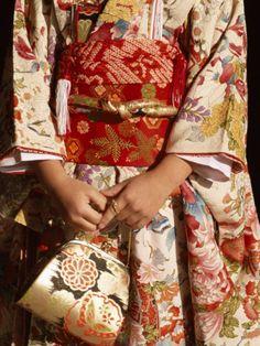 Kimono costume ART