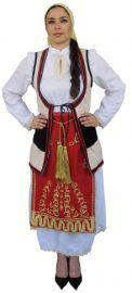 Desfina # Sandra costumes / Δεσφίνα Βοιωτίας 380 € Greeks, Turkey, Costumes, Traditional, Store, Fashion, Moda, Turkey Country, Dress Up Clothes