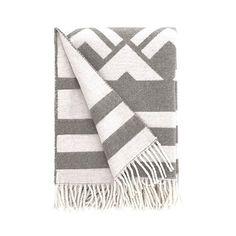 Cozy Living Boeg Cotton plaid - mud 499