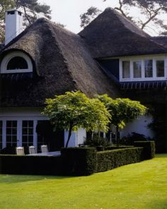 House on the Island of Sylt - presumably the most expensive place to buy a house in Germany