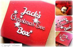 Personnalisé Noël Pyjamas Pj /'s children/'s Eve Box Boy Girl Stocking Filler