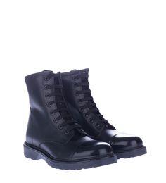 Δερμάτινα Μποτάκια Σε Μαύρο Χρώμα FREETIME  TP-G-FT03-0218-1 78,50 € Combat Boots, Shoes, Fashion, Zapatos, Moda, Shoes Outlet, La Mode, Combat Boot, Shoe