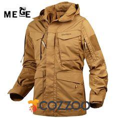 Mege Jaqueta Masculino Inverno M65 Uk Us Army Clothing Typhon Casaco Masculino Street Price Military Hunting Hiking Windbreaker Hoodies