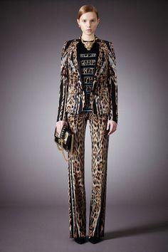 Roberto Cavalli Pre-Fall 2014 Collection Slideshow on Style.com