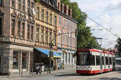 Bei einem Rundgang zeigte das Quartiersmanagement, welche kleinen und großen Veränderungen es im Unionviertel gegeben hat.