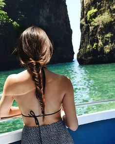 Exploring the #phiphiislands  #hairsandstyles @tresemme by hapatime