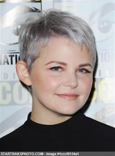 Ginnifer Goodwin's #grannyhair