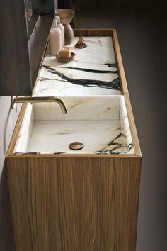 Dieser #Marmor #Waschtisch ist so innovativ und einzigartig.   http://www.granit-naturstein-marmor.de/marmor-waschtische-elegante-waschtische
