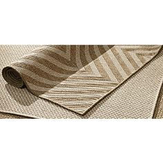 Chevron Anywhere Rug from Through the Country Door®