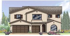 6 Bedroom Bath Home at Waterford by Woodside Homes