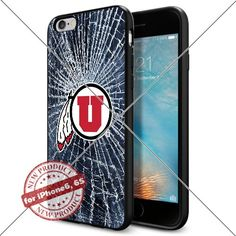WADE CASE Utah Utes Logo NCAA Cool Apple iPhone6 6S Case #1653 Black Smartphone Case Cover Collector TPU Rubber [Break] WADE CASE http://www.amazon.com/dp/B017J7GOSS/ref=cm_sw_r_pi_dp_IE.dxb1Z7ESJ5