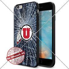WADE CASE Utah Utes Logo NCAA Cool Apple iPhone6 6S Case #1653 Black Smartphone Case Cover Collector TPU Rubber [Break] WADE CASE http://www.amazon.com/dp/B017J7GOSS/ref=cm_sw_r_pi_dp_IE.dxb1Z7ESJ5