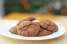 Sounds yummy, especially for Christmas! Mexican Hot Chocolate Cookies by fakeginger, via Flickr