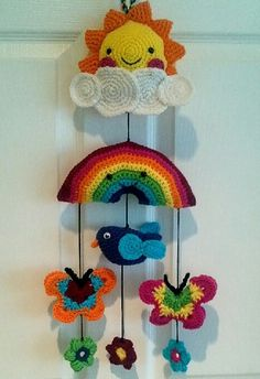 HAPPY DAY MOBILE | crochet today.