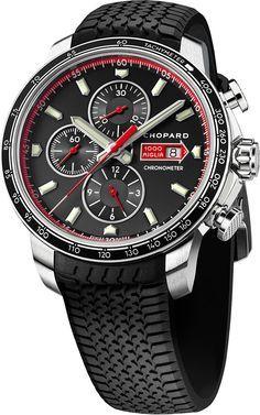 La Cote des Montres : Les montres Chopard Collection Mille Miglia GTS Automatic, Power Control et Chrono - Racing in style