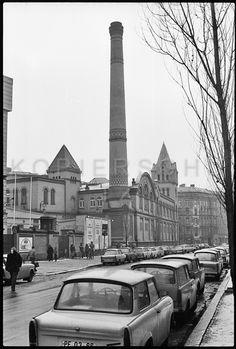 Sredzkistrasse Februar 1987