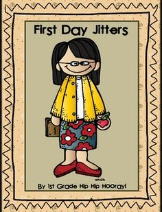 Back to School with The First Day Jitters