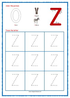 Need Letter Tracing Worksheets for kids? Check our free printable worksheets for Capital Letter Tracing – write in box as well as sheet. Capital Letters Worksheet, Alphabet Tracing Worksheets, Handwriting Worksheets, Tracing Letters, Preschool Letters, Letter Activities, Free Printable Worksheets, Learning Letters, Preschool Worksheets
