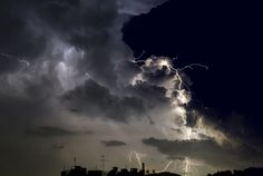 Storm chasing by Vagelis Poulis on 500px