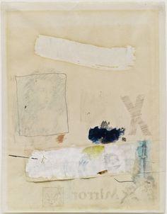 Robert Rauschenberg. Untitled (Mirror). (1952)