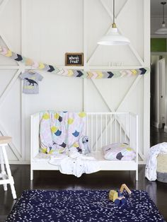 Baby Nursery Designs, Furniture and Decorating Ideas