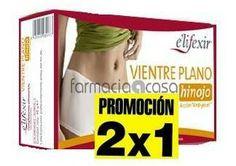 E´lifexir VientrePlano Hinojo, 30 Comprimidos Promoción de la semana: ¡¡2 envases por 14,95€ !!  http://bit.ly/1k16Jjl