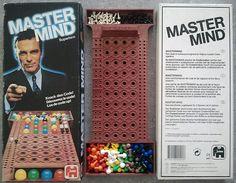 Mastermind, ab 8 Jahre. Ein Klassiker.