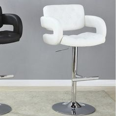 Amazon.com: Coaster 102557 29-Inch Barstool with Arms, Make-up Chair?