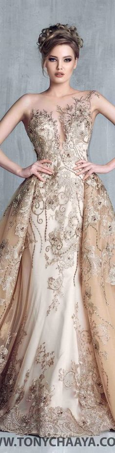 Tony Chaaya couture 2016