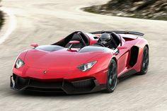 Convertible Lamborghini Aventador....made as a one off for a special customer!   fml...
