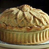 http://www.myoldfashionedrecipes.com Historic Pies with Ivan Day - The School Of Artisan Food