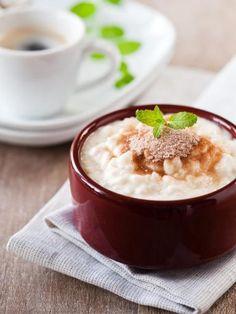 Riz au lait cuit au four : Recette de Riz au lait cuit au four - Marmiton