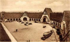 """The covered market, Le Touquet-Paris-Plage """