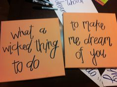 DIY Canvas Art, coral color w/ simple quote. Use two canvases to complete but could use one also! Enjoy