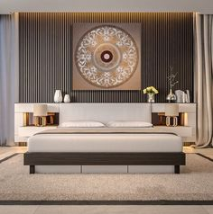 What color for a modern bedroom? - New decor We . - What color for a modern bedroom? – New decor What color for a modern bedroom? Room Design, Interior Design, Bed Design, Bedroom Design, Small Bedroom, Home Bedroom, Remodel Bedroom, Modern Bedroom, Luxurious Bedrooms