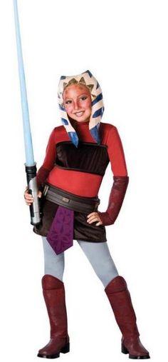Star Wars Ashoka Costume - Kids Costumes