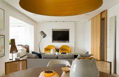 Airy Apartment Interior by Diego Revollo Photo