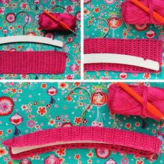 crochet hangers - how to Crochet Coat, Love Crochet, Crochet Yarn, Crochet Clothes, Diy Clothes Hangers, Diy Hangers, Yarn Colors, Crochet Projects, Crochet Patterns