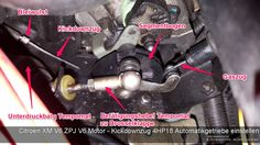 Automatikgetriebe 4HP18 von ZF - Kickdownzug einstellen - https://www.bxig.net/automatikgetriebe-4hp18-von-zf-kickdownzug-einstellen/  Einleitung  Wenn man das Automatikgetriebe ausgetauscht hat oder man der Meinung ist, dass die Gänge des 4HP18 nicht mehr zu den richtigen Drehzahlen eingelegt werden, kann das an einem verstellten Kickdownzug liegen.    Wie man diesen Einstellt, beschreibe ich hier.  von Michael Werth