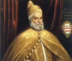 ヴェネツィア元首。Leonardo Donà - Wikipedia