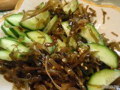 Как приготовить салат изморской капусты