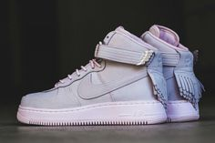 san francisco 5a947 f91f1 Fringues, Chaussure, Mode Femme, Photographies, Chaussures Air Force 1  High, Nike