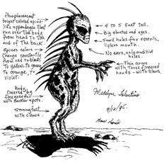 The cryptid known as the Chupacabra was first sighted in Puerto Rico in March Described as. Weird Creatures, Mythical Creatures, The Chupacabra, Legendary Monsters, Monster Photos, Anthropologie, Porto Rico, Religion, Hr Giger