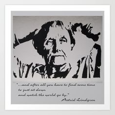 an ASTRID LINDGREN quote