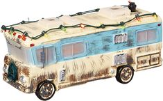 There is Now a National Lampoon Christmas Village Vacation Village, Christmas Village Accessories, Lampoons Christmas, Lampoon's Christmas Vacation, Small Town America, Visit Santa, National Lampoons, Rv Accessories, Holiday Movie