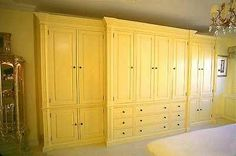 Milk Paint Is Not Only Popular For Furniture But Also Woodwork And Built In Cabinetry Bookcases